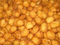 Crunchy Nigerian Chin Chin aka munch till you drop :)