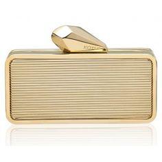 #Getsmartbag Minaudiere for your iphone   Gold  www.koturltd.com   #KOTUR #Gold