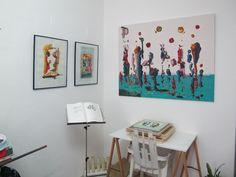 Gemäldemacher . Joachim JORI Niggemeyer: Impression