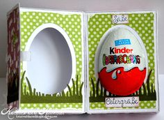 Ü-Ei-Box - surprise egg box