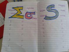 Grammar, Notebook, Bullet Journal, Education, Learning, Greek, Studying, Teaching, Onderwijs