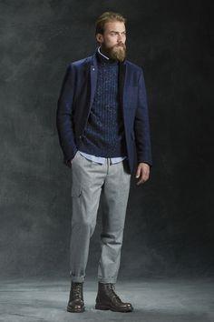 Menswear   Brunello Cucinelli - F/W 2016-2017