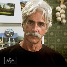 Hallmark Hall of Fame ·      Known for his rugged appeal and think mustache, Sam Elliott (NOVEMBER CHRISTMAS) was inducted into the inaugural class of the International Mustache Hall of Fame in 2015 in the category of Film & Television - yup it's a thing!