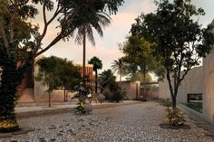 Casa Axial by TACO Arquitectura Merida, Taco, Terrace, Public, Exterior, Landscape, Architecture, Garden, Plants