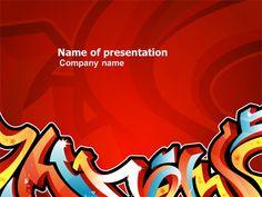 http://www.pptstar.com/powerpoint/template/graffiti/Graffiti Presentation Template