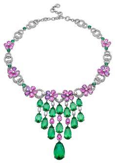 GABRIELLE'S AMAZING FANTASY CLOSET   Bulgari Jewelry
