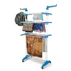 Buy branded Cloth Drying Stands and Racks Online - Compact,Fold-able,Easy To Use,Portable we provide the best options for drying your clothes. Free shipping to Chennai,Mumbai,Bangalore,Delhi,Pune and across India