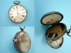 Pocket watch-gun
