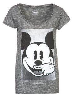 Life is a joke! Eleven Paris MICKEY - T-Shirt print - covin black für 39,95 € (17.10.14) versandkostenfrei bei Zalando bestellen.
