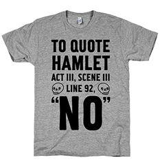 HUMAN To Quote Hamlet Act III, Scene iii Athletic Grey XS T-Shirt Human http://smile.amazon.com/dp/B00M3RDZ0U/ref=cm_sw_r_pi_dp_zv6Gub0NVRHFB