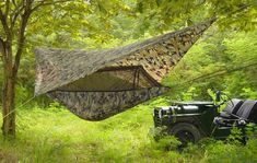 Let's go hammock camping... Checkout our new hammocks for ultra-light backpackers!