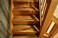 reclaimed timber treads - Google Search
