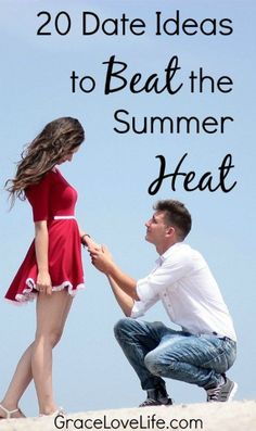 These 20 awesome summer date ideas embrace the heat and make the most of a date night in the air conditioning.