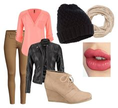 """""""Untitled #9"""" by belencita4928 on Polyvore featuring maurices, H&M, Charlotte Tilbury and Accessorize"""