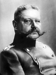 Paul von Hindenburg, German Field Marshal during WWI and second President of Germany World War One, First World, Adele, Random Image Generator, Bonus Army, History Of Germany, Field Marshal, German Uniforms, Portraits