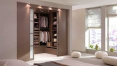 Practical yet Decorative Storage Ideas for the Bedroom