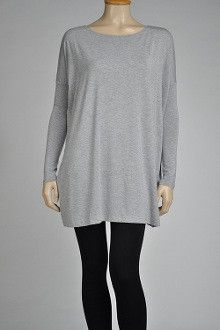Grey Piko Tunic