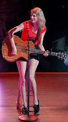 Taylor Swift - Red World Tour - Shanghai, China - May 30, 2014.