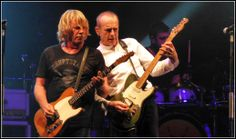 "Taken on 15th December 2013 at the O2 in London as part of the ""Bula Quo"" Tour.  Status Quo"
