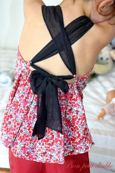 Going to do this to one of my dresses that has broken straps