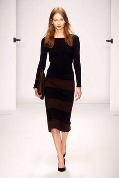 6ebab8be2b9 Jasper Conran Fall 2014 Ready-to-Wear Runway - Jasper Conran Ready-to-Wear  Collection. Mode-sty.com · The Modest Black Dress