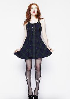 Hell Bunny Dresses - Rock Dress - Dublin - www.jackoflondon.co.uk