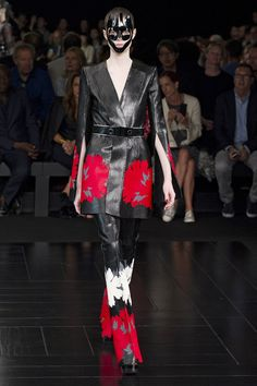 Pin for Later: God Save McQueen! Get Your Tickets For the Most Anticipated Fashion Exhibition Alexander McQueen Spring 2015