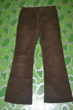 Vintage 70s LEVIS 646 Corduroy Boot cut Bell Bottom Pants Jeans