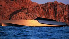 Wally Yacht: Stealth Bomber Luxury | PingMag : Art, Design, Life – from Japan