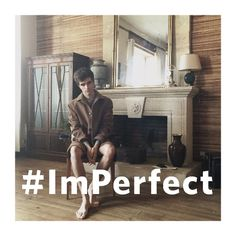 Style is what you make it. #ImPerfect