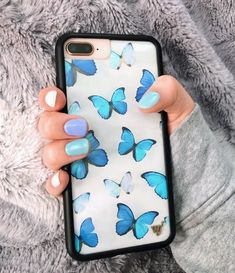 Girly Phone Cases, Pretty Iphone Cases, Diy Phone Case, Iphone Phone Cases, Capas Iphone 6, Iphone 6s Plus, Wildflower Phone Cases, Tumblr Phone Case, Accessoires Iphone