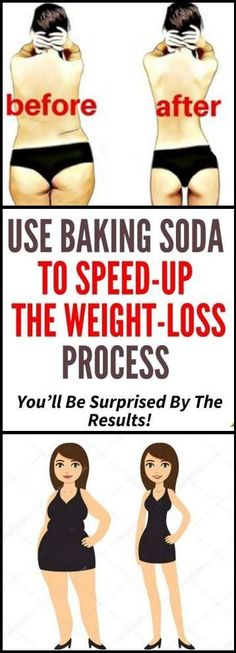 Weight loss is never an easy process in the current age and it takes a lot of time and dedication, and it's very hard not to indulge in your favorite foods. However, today we're going to show you a simple remedy based on baking soda which will boost your metabolism and help you lose weight faster