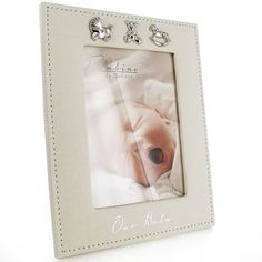 Our Baby Portrait 5 x 7 Photo Frame #babyphoto #photoframe  #gift