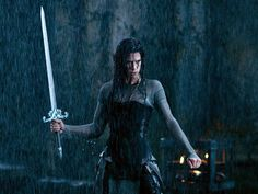 Rhona Mitra in Underworld 3: Rise of the Lycans