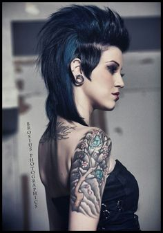 I really want this hair