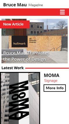 Final Homepage mobile