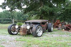 Radical Rat Rod by legendarycollectorcars, via Flickr