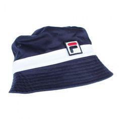 6129c15b Shop Fila Bucket Hats | Worldwide Express Shipping - Squared Clothing Fila  Vintage, Bucket Hat