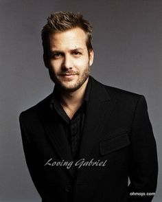 This is definately MY Christian Grey from Fifty Shades Trilogy... Gabriel Macht