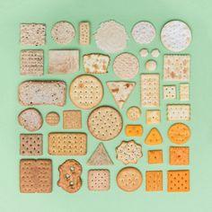 Cracker palette.