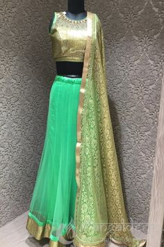 http://www.mangaldeep.co.in/lehengas/amplify-green-net-readymade-designer-lehenga-choli-5733 For more details contact us : +919377222211 (whatsapp available)