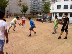 Festa del Bàsquet al Parc Beat Ferreres (26-6-2014). 39