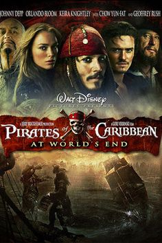 Pirates of the Caribbean: At World's End- All the Pirates of the Caribbean are good though