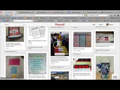 A nice basic overview on Pinterest from a middle school teacher.