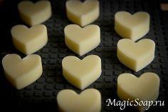 """""""Лимонный розмарин"""" - твёрдая плитка-кондиционер для волос (рецепт и мастер-класс) » Блог Волшебное мыло и прочие удовольствия"""