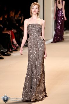 Elie Saab, Fall 2011. The man is a genius!