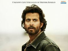 Unknown Life Struggles of Hrithik Roshan