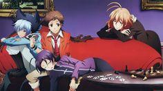 Kuro, Mahiru, Misono, and Snow Lily