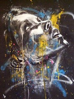 David Walker - street artist and art