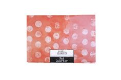 Fat Quarter - Orange Dot